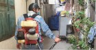 Hà Nội phát hiện gần 140 ca mắc sốt xuất huyết