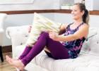 7 bài tập giữ dáng với ghế sofa 10 phút mỗi ngày quá đơn giản