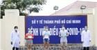 Thêm 4 ca COVID-19 khỏi bệnh tại Việt Nam trong ngày 8/4