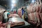 Chủ hàng thịt viêm màng não vì liên cầu khuẩn lợn