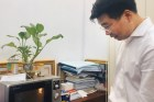 Chuyên gia hướng dẫn tiệt trùng khẩu trang y tế đã qua sử dụng bằng lò vi sóng