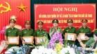 Công an Nam Định đấu tranh, triệt xóa nhiều ổ nhóm tội phạm
