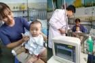Bé trai 7 tháng tuổi bị rối loạn nhịp tim có nguy cơ tử vong