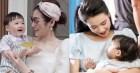 Loạt sao Việt khổ sở vì 1 hội chứng phổ biến sau sinh: Tú Anh con tuổi rưỡi mà vẫn chưa thoát, nhớ lại chuyện của Nhã Phương mới hài
