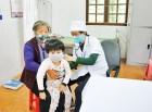 Duy trì tiêm chủng thường xuyên để ngăn chặn nguy cơ dịch bệnh