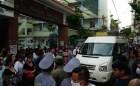 Xúc động đám tang học sinh bị cây phượng ngã đè đến trường lần cuối