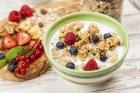 Ngũ cốc yến mạch cho bữa sáng lành mạnh