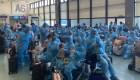Hơn 340 công dân Việt Nam mắc kẹt tại Đài Loan do dịch COVID-19 về nước an toàn