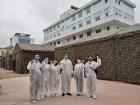 Bạch Mai lập bệnh viện dã chiến chống dịch COVID-19