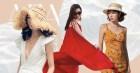 Học phụ nữ Pháp cách chọn đầm đi biển để tạo dáng góc nào nhìn cũng đẹp mê