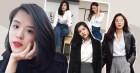 Linh Chi - nàng công sở cao 1m55 ứng dụng cực khéo style thanh lịch của Hà Tăng: Mình luôn thích được vẫy vùng trong một tủ đồ đơn giản