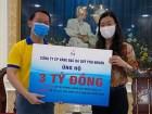 PNJ tặng 3 tỉ đồng phòng chống dịch Covid-19 và hỗ trợ các tỉnh miền Tây