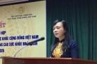 Hội Giáo dục chăm sóc sức khỏe cộng đồng Việt Nam ký kết chương trình phối hợp chăm sóc và nâng cao sức khỏe nhân dân