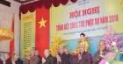 Hội nghị tổng kết hoạt động Phật sự tỉnh Long An năm 2019