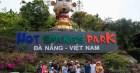 Khu du lịch Núi Thần Tài thu hút lượng khách lớn trong ngày đầu mở cửa trở lại