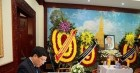 Lãnh đạo Đảng, Nhà nước viếng Đại tướng Sisavath Keobounphanh
