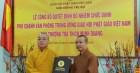 Lễ công bố quyết định bổ nhiệm chức danh Phó Chánh văn phòng Trung ương Giáo hội Phật giáo Việt Nam tại Hà Nội