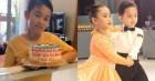 Khi nhóc tỳ nhà sao Việt sớm bộc lộ tố chất nghệ sĩ: Con trai Lê Phương hát hay, Khánh Thi đau đầu vì con mê nhảy múa