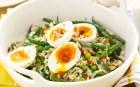 Bữa sáng với trứng luộc: Vừa giúp bạn dễ dàng giảm 2kg trong 10 ngày, vừa sở hữu làn da láng mịn