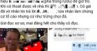 Nguyên GĐ Phân hiệu ĐH Đà Nẵng đưa nữ nhân viên về phòng mình ngủ rồi nhắn tin gạ gẫm