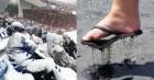 Chùm ảnh khiến cả thế giới vừa kinh ngạc vừa khâm phục những cư dân sống ở nơi có thời tiết khắc nghiệt tột cùng