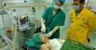 Cứu sống bệnh nhân bị dao chém rách phổi