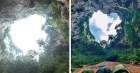 HOT: Thông tin về hố tử thần cao nhất Việt Nam ở Phong Nha - Kẻ Bàng, cũng là một trong những hố sụt cao nhất thế giới khiến dân tình xôn xao