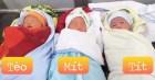Nhà có gen sinh đôi nhưng mẹ Thanh Hoá vẫn bất ngờ khi biết mình mang thai ba, cả thai kỳ luôn sống trong cảm giác lo lắng