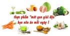 10+ thực phẩm mát gan bổ thận tốt, nên bổ sung hàng ngày