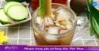 Thức uống chỉ mất 10k nguyên liệu cho 1 ly nước mà uống mỗi ngày thì đảm bảo mụn không mọc, da sáng đẹp mỗi ngày