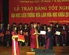 Trao bằng tốt nghiệp cử nhân về hoạt động trị liệu đầu tiên ở Việt Nam