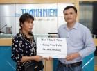 Trao hơn 544 triệu đồng bạn đọc giúp gia đình anh Hoàng Văn Tuấn