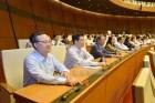 Tuần làm việc thứ 5, Kỳ họp thứ 8, Quốc hội khóa XIV: Quốc hội dành phần lớn thời gian cho công tác xây dựng luật pháp