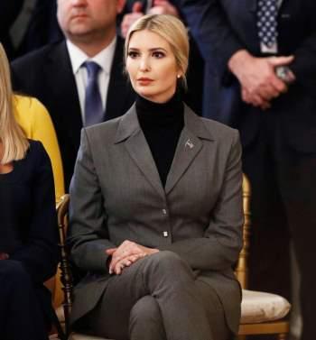 Phong thái và gu thời trang đẳng cấp của Ivanka Trump - 13