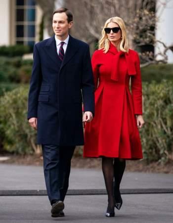 Phong thái và gu thời trang đẳng cấp của Ivanka Trump - 15