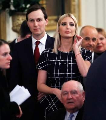Phong thái và gu thời trang đẳng cấp của Ivanka Trump - 18