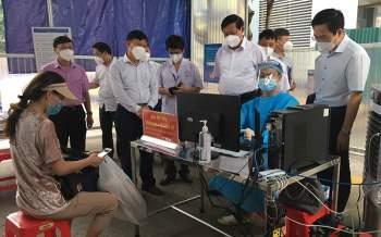 Bắc Ninh đi đúng hướng trong công tác xét nghiệm, điều trị bệnh nhân Covid-19 -0