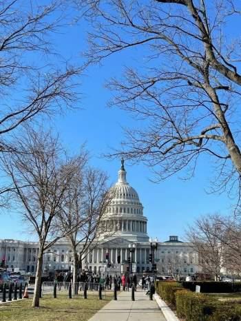 Việt kiều tường thuật bên ngoài Nhà Quốc hội Mỹ: Sau 'Ngày đen tối' chuyện gì đã xảy ra? - ảnh 1