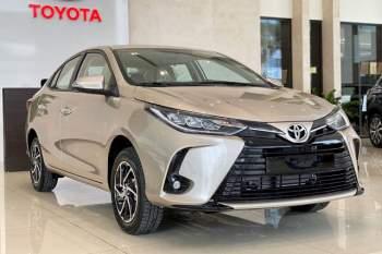2. Toyota Vios (doanh số: 1.789 chiếc). Ảnh: Toyota Bắc Ninh.