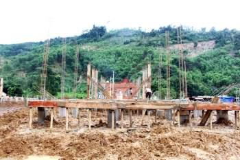 Thần tốc xây dựng khu tái định cư cho bà con sạt lở Trà Leng - 3