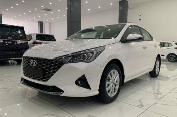 3. Hyundai Accent (doanh số: 1.620 chiếc). Ảnh: Hyundai Phạm Văn Đồng.