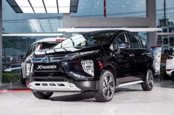 4. Mitsubishi Xpander (doanh số: 1.470 chiếc). Ảnh: Mitsubishi Nam Sài Gòn.