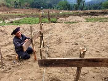 Thần tốc xây dựng khu tái định cư cho bà con sạt lở Trà Leng - 6