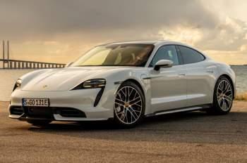 =6. Porsche Taycan Turbo (vận tốc tốc đa: 259 km/h).