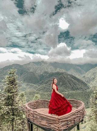 Sa Pa níu chân du khách: Cảnh đẹp nao lòng, không khí trong lành, dịch vụ đỉnh cao - Ảnh 7.