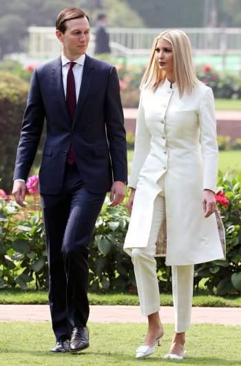Phong thái và gu thời trang đẳng cấp của Ivanka Trump - 8