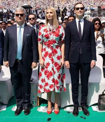 Phong thái và gu thời trang đẳng cấp của Ivanka Trump - 9