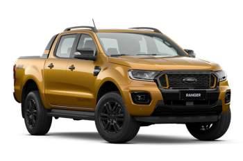 9. Ford Ranger (doanh số: 794 chiếc). Ảnh: Ford Việt Nam.