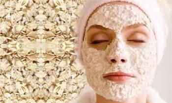 Mặt nạ từ bột yến mạch có tác dụng trị mụn, trắng da