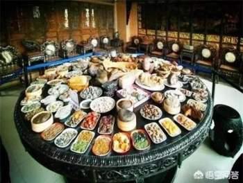 'Thâm cung bí sử' ít ai biết về bữa ăn thường ngày của các Hoàng đế Trung Hoa - 3